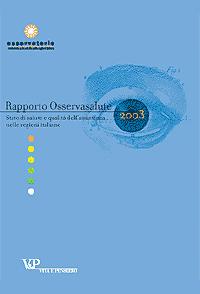Rapporto Osservasalute 2003