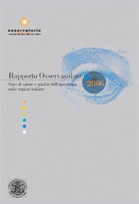 Rapporto Osservasalute 2006