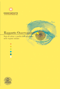Rapporto Osservasalute 2010