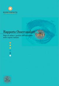 Rapporto Osservasalute 2011