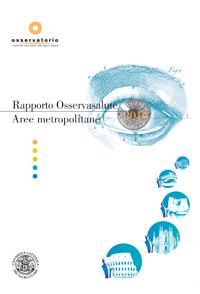 Rapporto Osservasalute Aree metropolitane 2010
